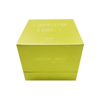 Skin Care Packaging Box med lock