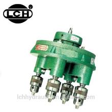 équipement industriel de machines de la machine à tarauder hydraulique avec l'acier multis pindle