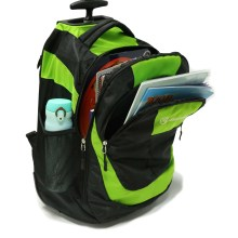 Outdoor Sport Rolling Backpack for Hiking/ Moutaineering/Luggage