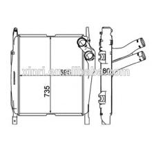 Intercooler caliente del carro de la venta para Mercedes-Benz AXOR OEM: 9405010701 NISSENS: 97069