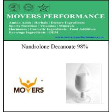 Decanoato de nandrolona esteróide 98% para o crescimento muscular