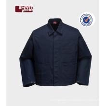 Camisa del uniforme del workwear del Mens de la manga corta de China OEM unisex