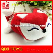 Mignon desige red fox téléphone portable titulaire