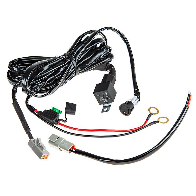 Hid Wiring Harness