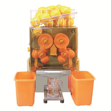 Venda quente máquina comercial automática de espremedor de laranja