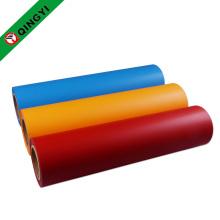 Vinilo de transferencia de calor Qingyi Flex Pu para la ropa
