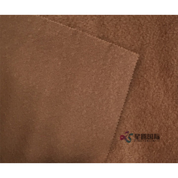 Plush 90% Wool 10% Nylon Fabric