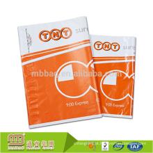 Atacado atacado biodegradável co-extrudado personalizado grosso de embalagem de plástico Tnt Bag