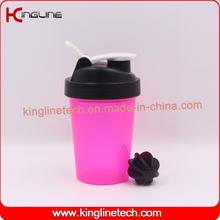 Bouteille en plastique sans égouttoir de 500 ml avec bielle (KL-7032)