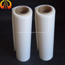 opake weiße PET-Folie für Etiketten
