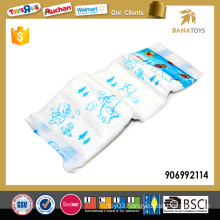 2PCS wholesale happy baby diapers toy