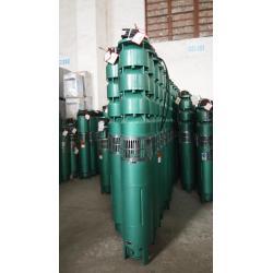 QJR type submersible pump