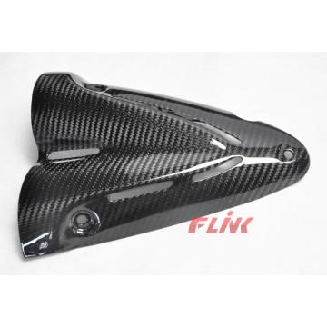 Carbon Faser Auspuff Abdeckung Dd07 für Ducati Diavel