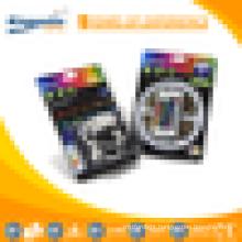 2014 hot selling DC24V 3528 led flexible strip blister package