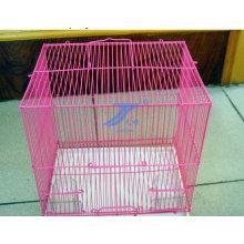 Jaula del animal doméstico de malla de alambre soldado con autógena (TS-E131)
