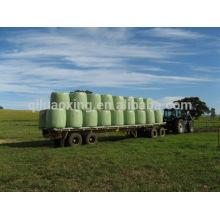 Landwirtschaftliche LLDPE Ballen Silage Wrap Stretchfolie