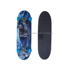 Деревянный скейтборд (YV-2808D)