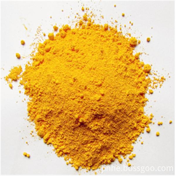 Iron Oxide Chrome Yellow