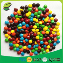 Colourful Glossy Button Chocolate in Bulk