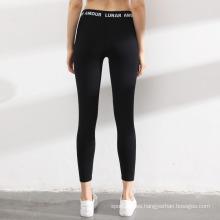 Polainas de los pantalones de los deportes de la yoga de las mujeres de la alta calidad del OEM