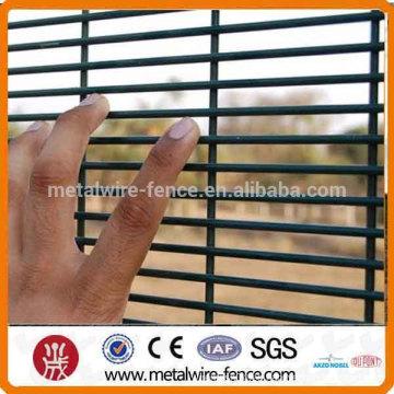 358 panel de alta seguridad de la cerca del hierro