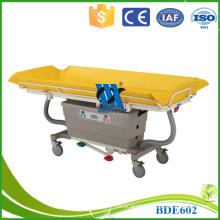 BDE602 Hydraulic lift shower trolley