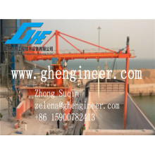 Cement Unloading Quayside Continuous Ship Loader