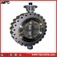 Triple Eccentric Lug Type Butterfly Valve