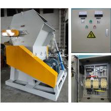 Máquina de triturador de plástico alimentador de força