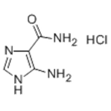 4-Amino-5-imidazolecarboxamide hydrochloride CAS 72-40-2