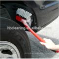lavar el cepillo del coche fácilmente con cerdas suaves