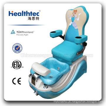Cadeira direta direta da criança do salão de beleza dos TERMAS da fábrica (F531F04)