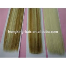 Chute expédition populaire cheveux de prix direct d'usine de couleur de piano populaire tissage en ventes