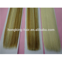 Drop shipping popular piano color factory direct price human hair weaving for sales