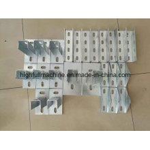 Профилегибочная машина для производства кронштейнов для солнечных панелей