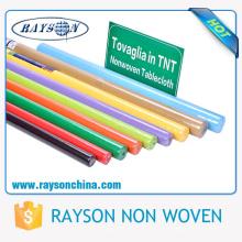 Hecho en China Rollo de mantel a prueba de agua de calidad superior personalizado de la tela