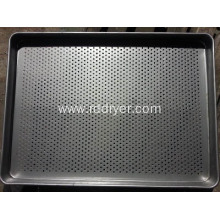 Stainless Steel Impress Grape Design Tray