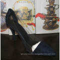 New Style High Heel Fashion Ladies Dress Shoes (HCY02-1446)