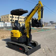 OCE20 2ton mini excavator machine hydraulic type