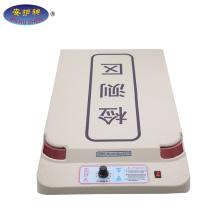 detector de aguja de mesa para toalla / vestimenta