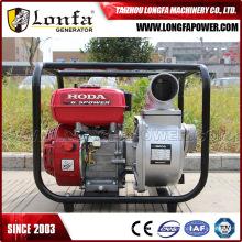 Bomba de agua de la gasolina del motor de MB30xt Gx200 6.5HP Power Honda para Tailandia