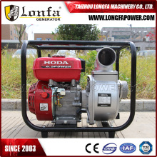 Bomba de água da gasolina do motor de Honda do poder de MB30xt Gx200 6.5HP para Tailândia