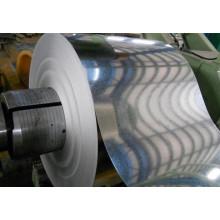 Горячее Сбывание Гальванизировало стальную катушку прокладки горячего DIP Гальванизированная стальная Катушка