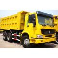 Preço do caminhão de descarregador do caminhão basculante de 420HP Sinotruk 50t HOWO