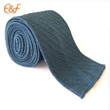 Männer Klassische Gestrickte Twill Krawatte Krawatte Gestreifte Skinny Krawatten