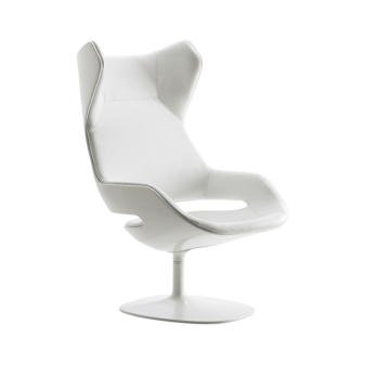 Lounge chair chair di Evolution Armchair
