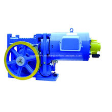 AC220V / 60Hz Elevator VVVF Gear Traction Machine