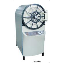 Esterilizador de vapor a presión cilíndrico horizontal inteligente