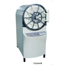 Stérilisateur à vapeur cylindrique horizontal intelligent