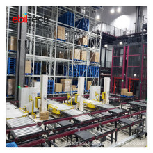 Ebil Tech Automatic Warehouse Racking System as/RS System for Fully Automatic Storage